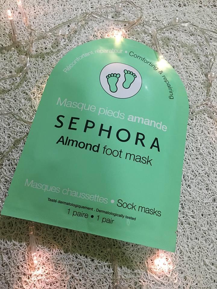 sephora masca pentru picioare