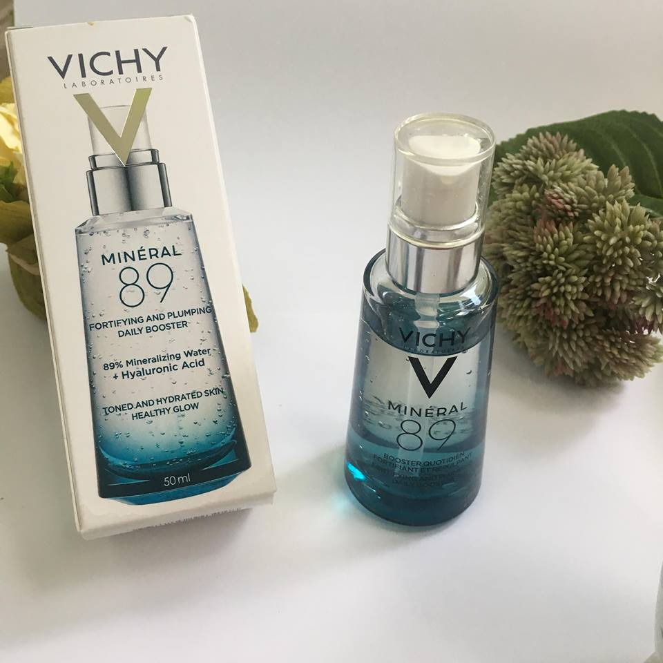 gel booster vichy