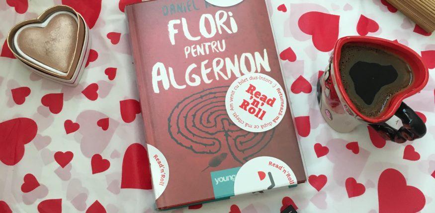 recenzie flori pentru algernon