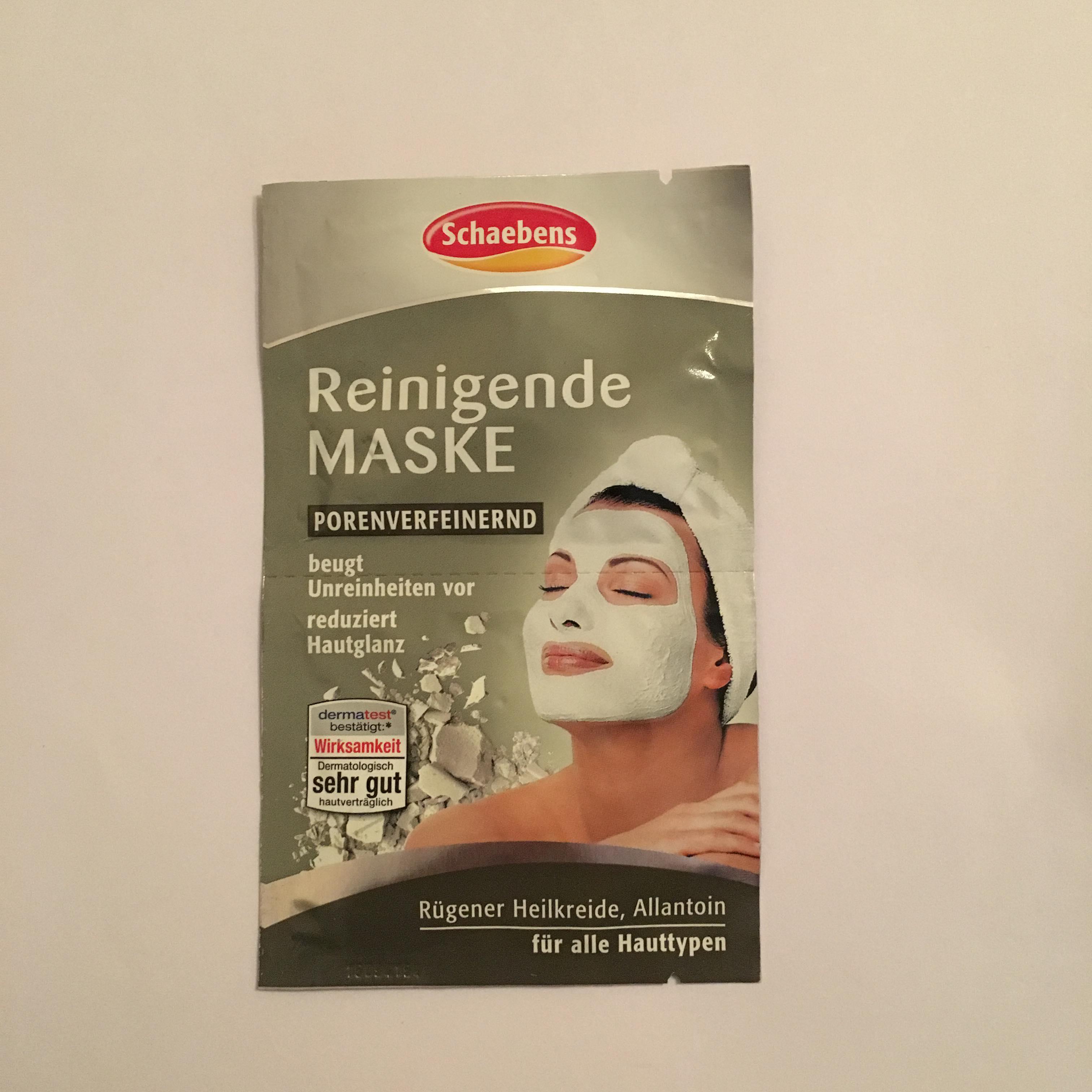 scahebens masca pentru regenerare