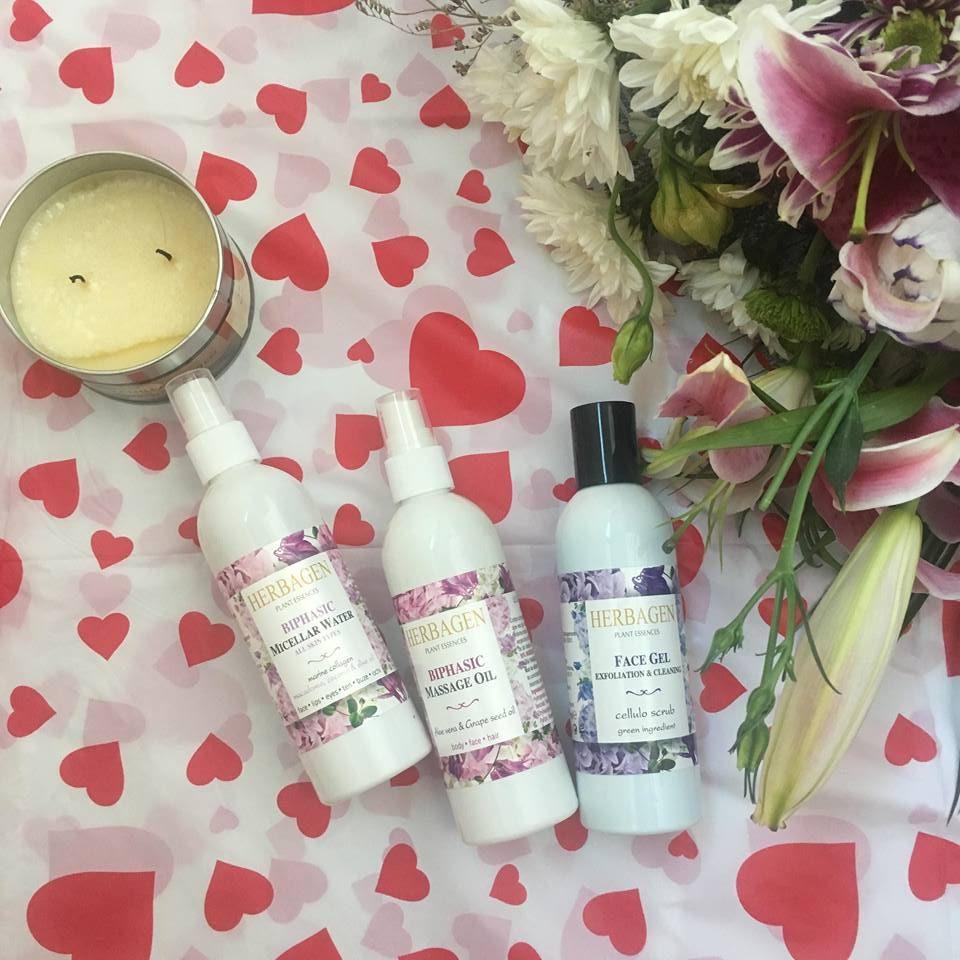 Review Herbagen Apă micelară bifazică, ulei bifazic şi gel exfoliant