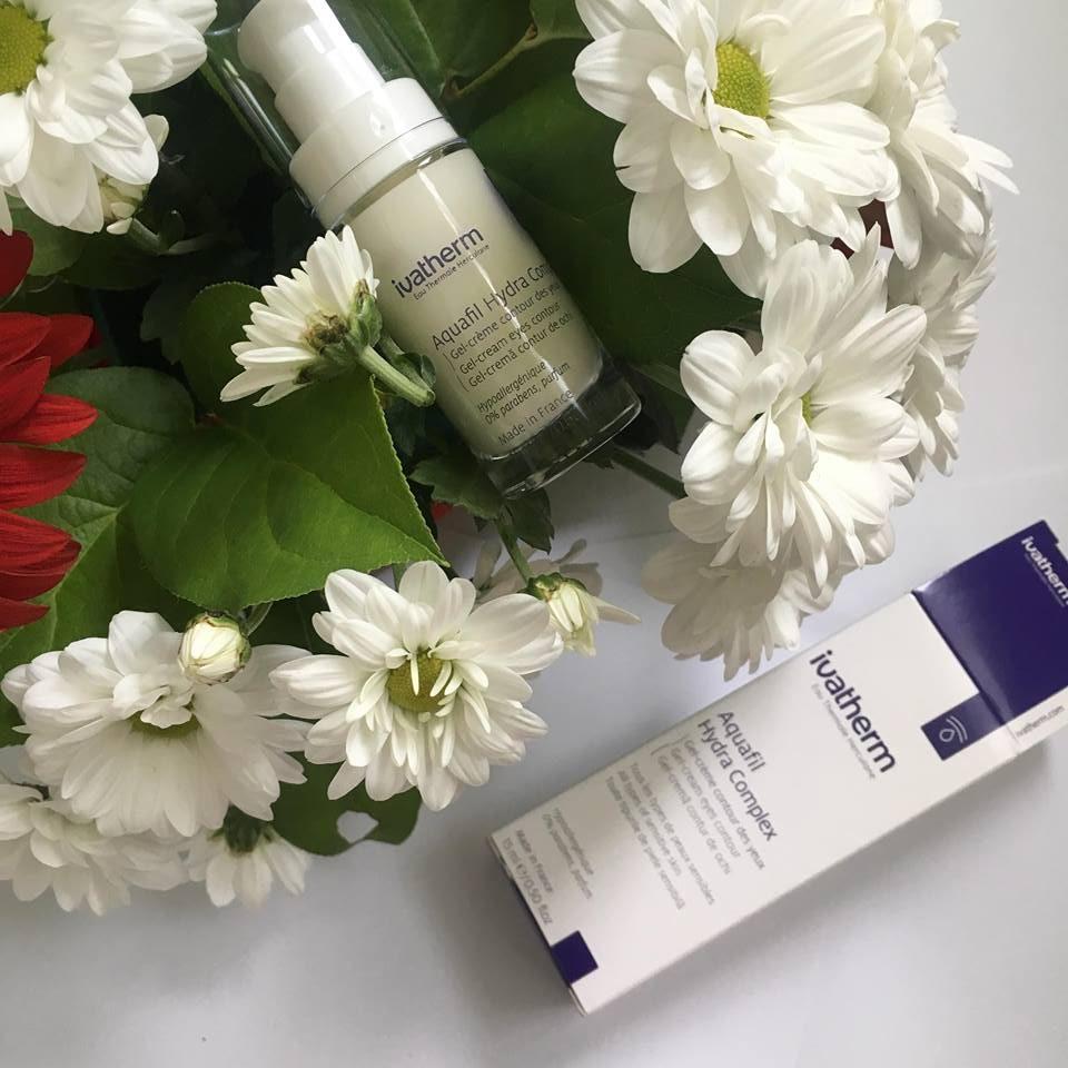 review ivatherm aquafil hydra light gel-cremă contur pentru ochi