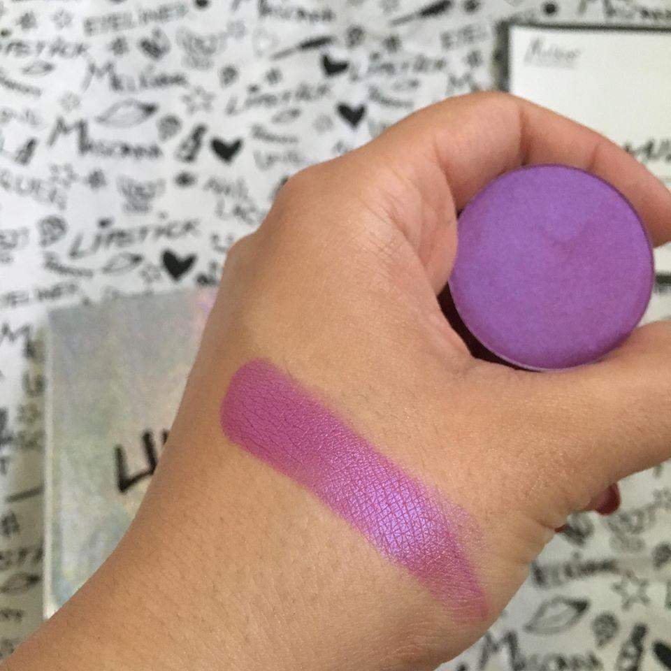 violette melkior swatch