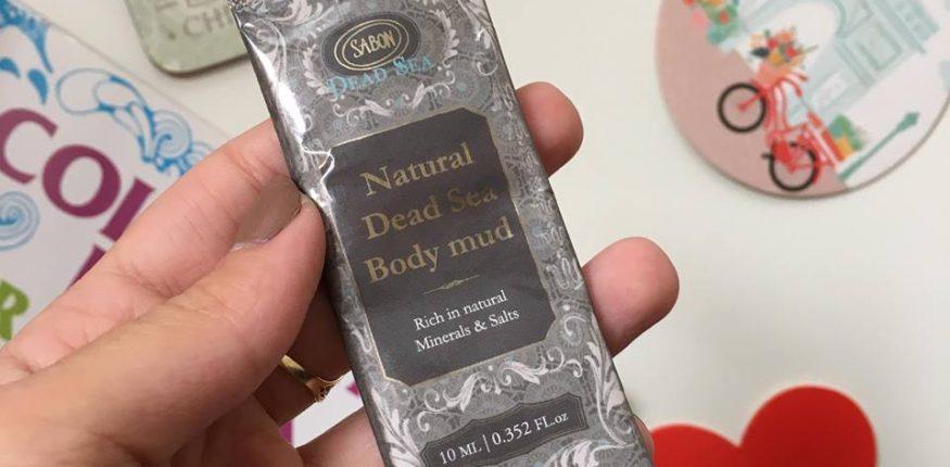 sabon body mud
