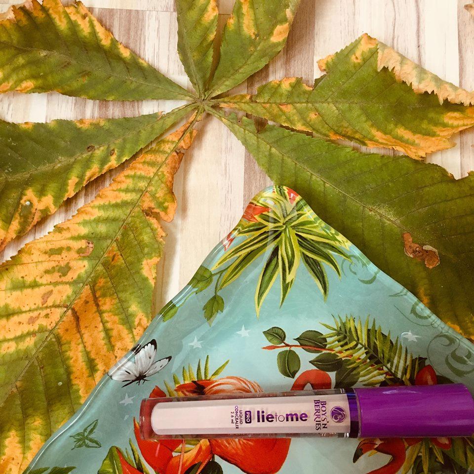 Boys'n'Berries corector lichid