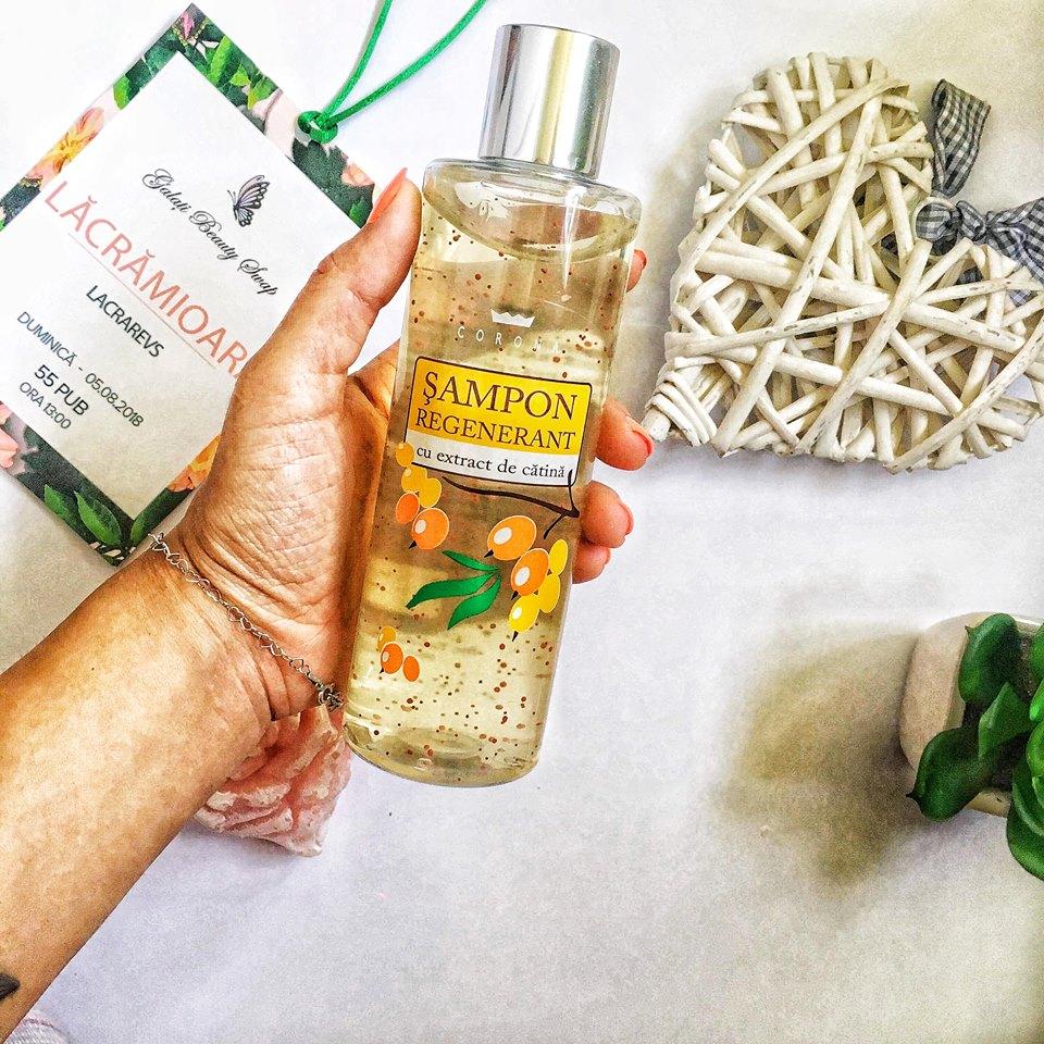 șampon regenerant corona