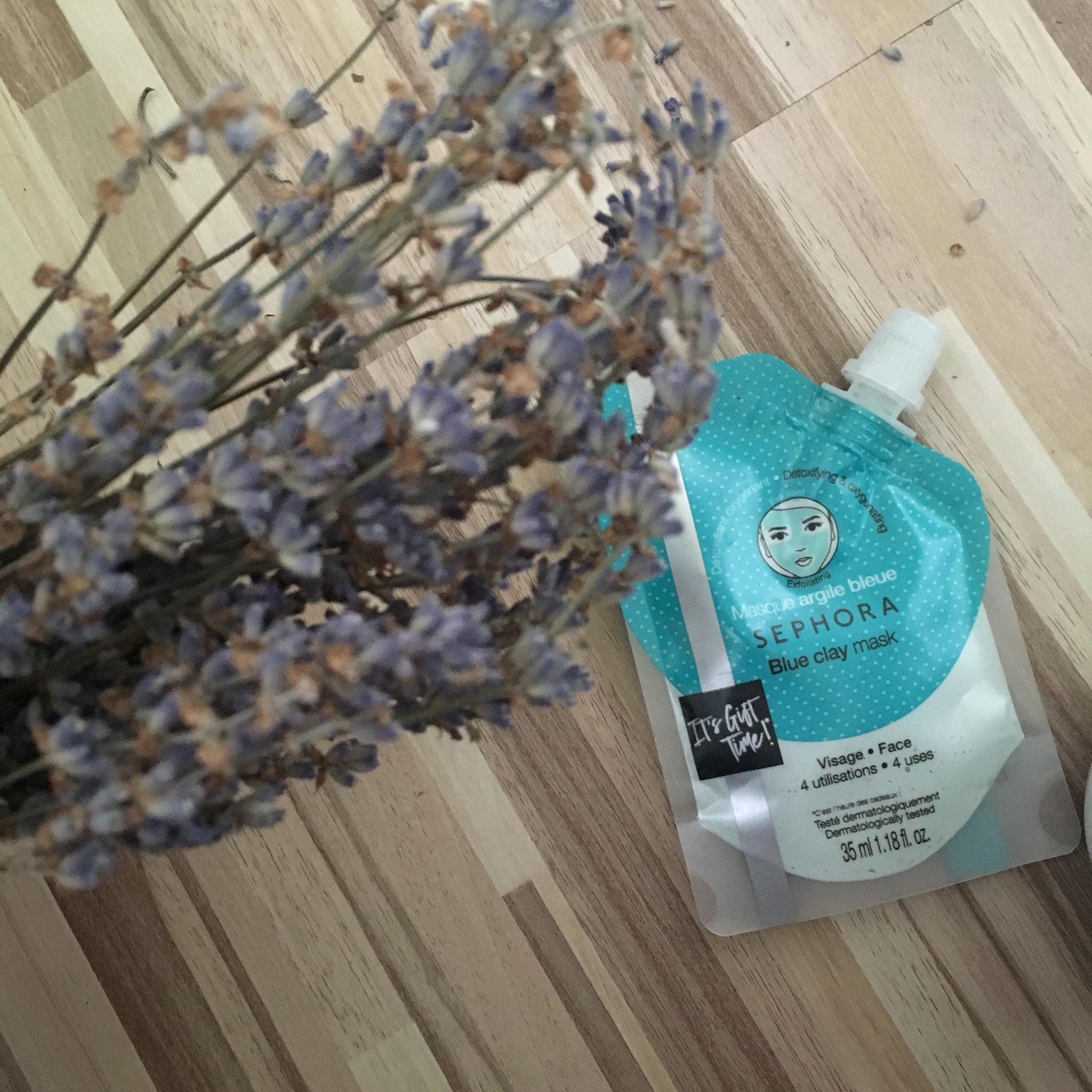 sephora masca cu argila albastra