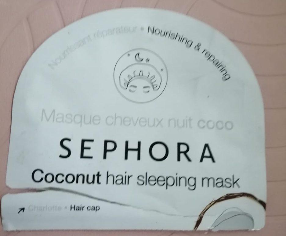 sephora masca pentru par cu cocos