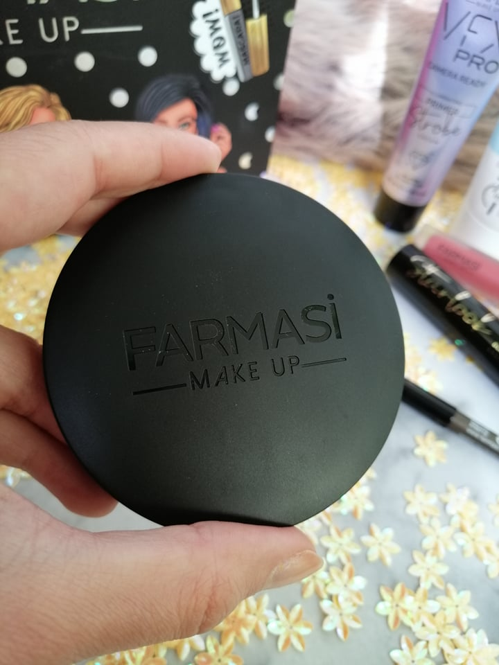 farmasi terracota blush