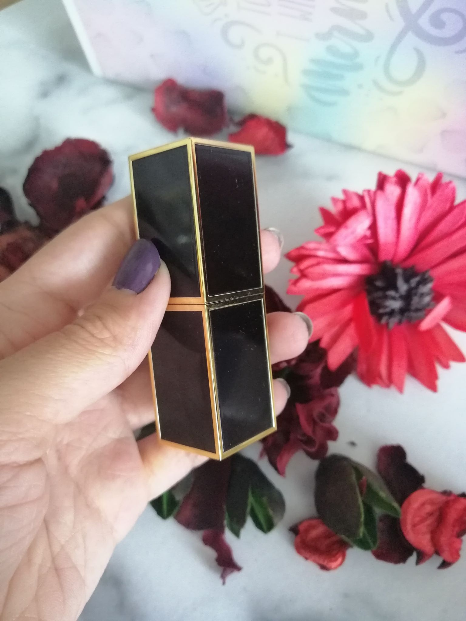 tom ford lipstick packaging