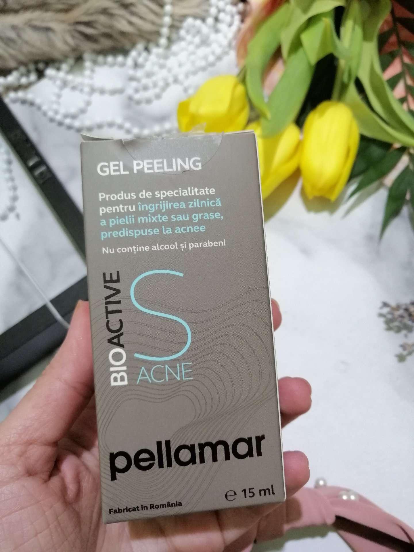 pell amar gel peeling bioactive s acne